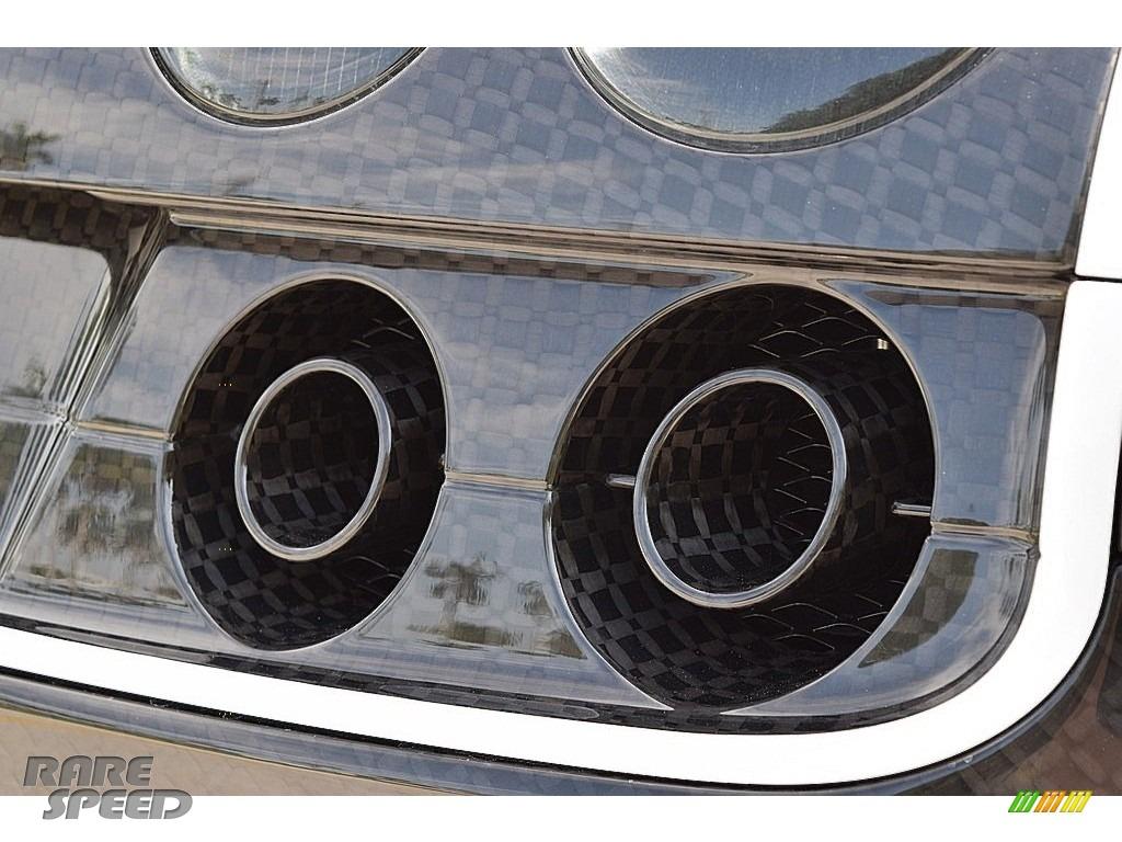 2008 Veyron 16.4 Mansory Linea Vivere - Pearl Metallic / White photo #51