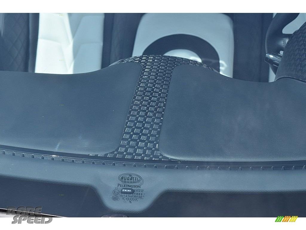 2008 Veyron 16.4 Mansory Linea Vivere - Pearl Metallic / White photo #70