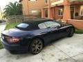 Maserati GranTurismo Convertible GranCabrio Sport Blu Oceano (Blue Metallic) photo #3