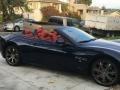 Maserati GranTurismo Convertible GranCabrio Sport Blu Oceano (Blue Metallic) photo #4