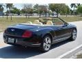 Bentley Continental GTC  Diamond Black photo #8
