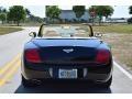 Bentley Continental GTC  Diamond Black photo #11