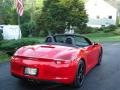 Porsche Boxster S Guards Red photo #5