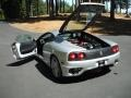Ferrari 360 Modena Silver photo #3