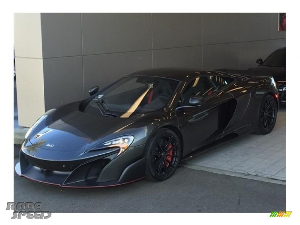 2016 675LT Coupe - Storm Grey / Carbon Black photo #6