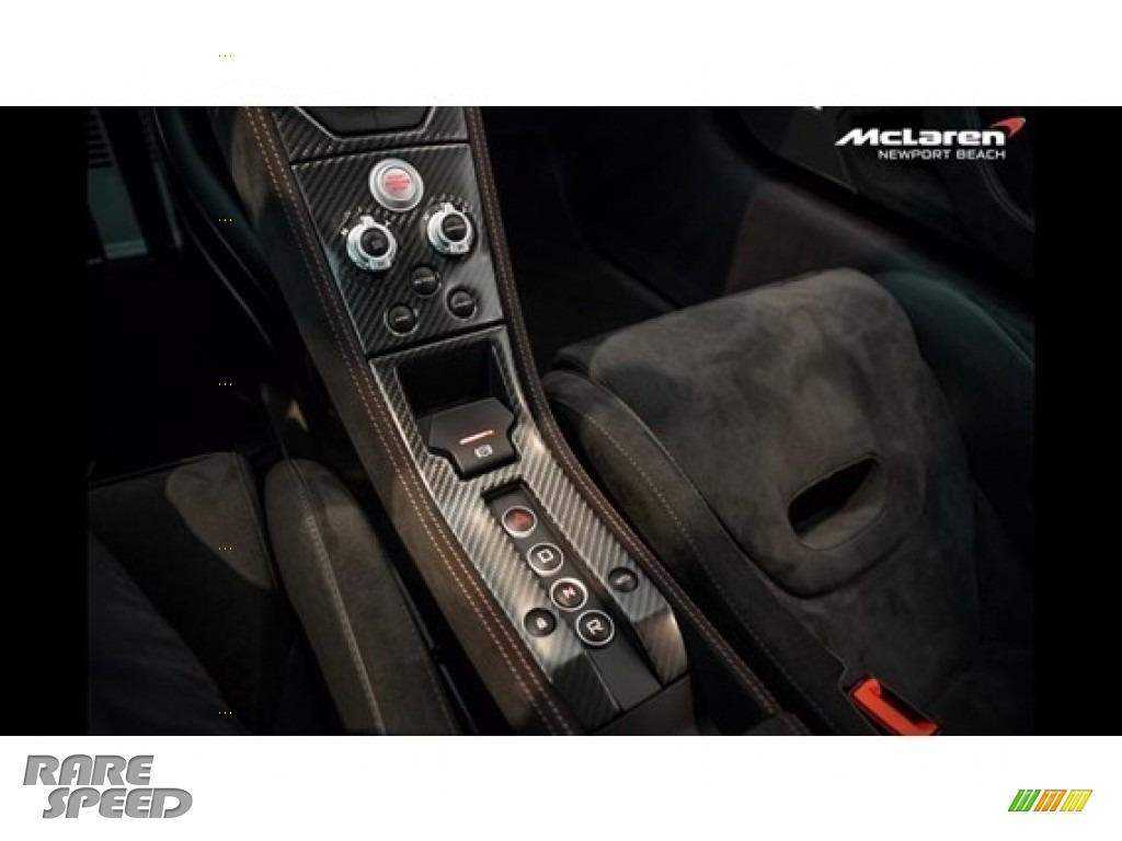 2016 675LT Coupe - Storm Grey / Carbon Black photo #14