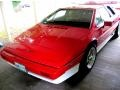 Lotus Esprit Turbo Red photo #3