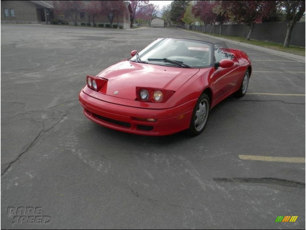 1991 Elan  - Red / Black photo #2