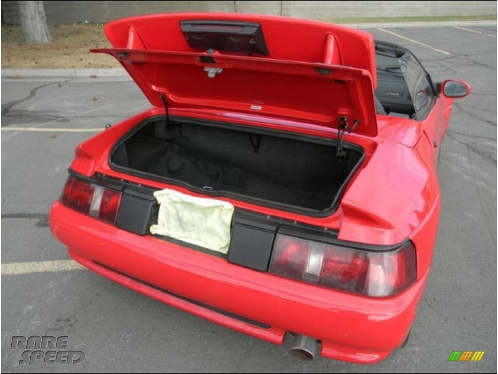 1991 Elan  - Red / Black photo #15