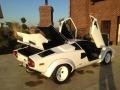 Lamborghini Countach LP5000 S White photo #3