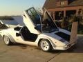 Lamborghini Countach LP5000 S White photo #4