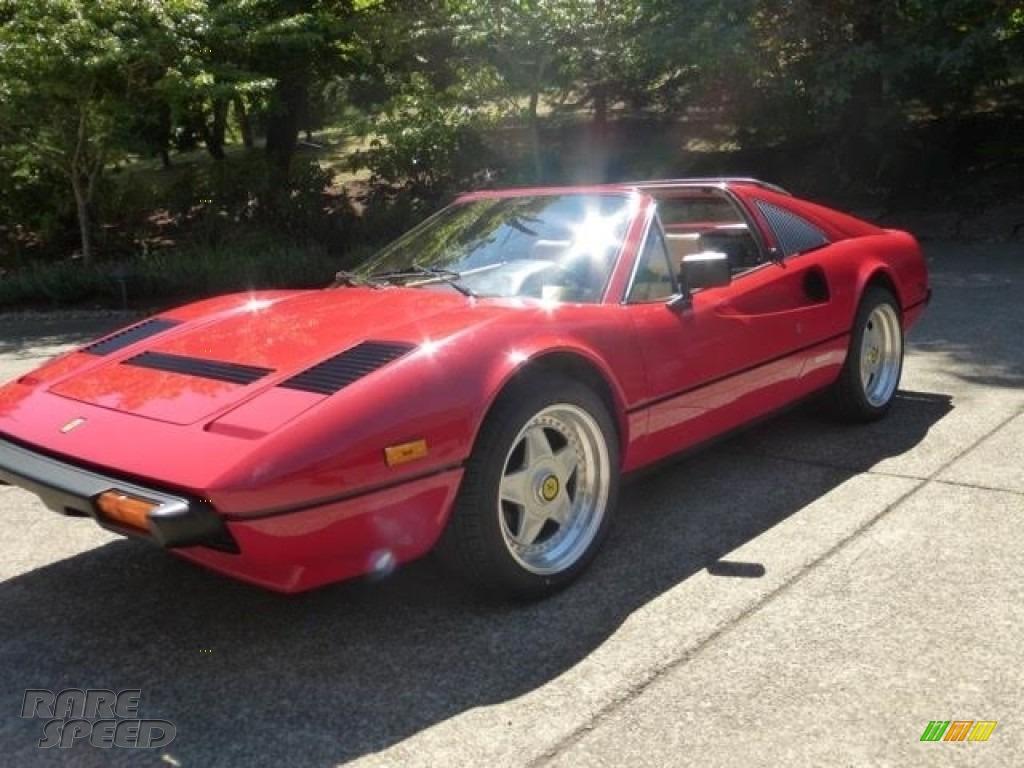 1985 308 GTS Quattrovalvole - Rosso (Red) / Tan photo #1