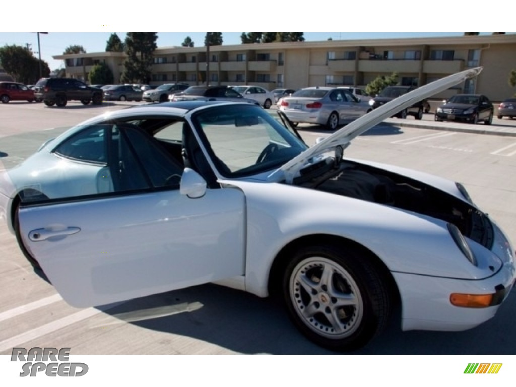 1997 911 Targa - Glacier White / Midnight Blue photo #1