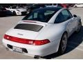 Porsche 911 Targa Glacier White photo #3