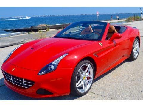 Rosso Scuderia 2015 Ferrari California T