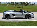 Lamborghini Gallardo Spyder E-Gear Grigio Altair Metallic photo #7