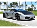 Lamborghini Gallardo Spyder E-Gear Grigio Altair Metallic photo #8