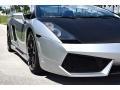 Lamborghini Gallardo Spyder E-Gear Grigio Altair Metallic photo #10