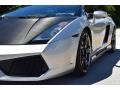 Lamborghini Gallardo Spyder E-Gear Grigio Altair Metallic photo #15