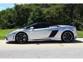 Lamborghini Gallardo Spyder E-Gear Grigio Altair Metallic photo #25