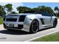 Lamborghini Gallardo Spyder E-Gear Grigio Altair Metallic photo #26