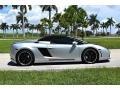 Lamborghini Gallardo Spyder E-Gear Grigio Altair Metallic photo #27