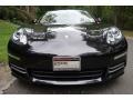 Porsche Panamera 4 Basalt Black Metallic photo #2