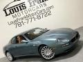 Maserati Coupe Cambiocorsa Verde Mistral (Blue Green) photo #2
