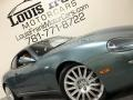 Maserati Coupe Cambiocorsa Verde Mistral (Blue Green) photo #22