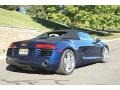 Audi R8 Spyder V8 Estoril Blue Crystal Effect photo #2