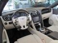 Bentley Continental GTC V8  Glacier White photo #11