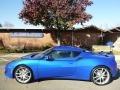 Lotus Evora 400 Metallic Blue photo #2