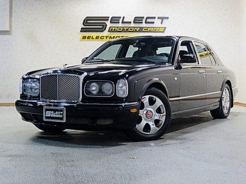 Black 2000 Bentley Arnage Red Label