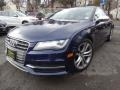 Audi S7 4.0 TFSI quattro Estoril Blue Crystal photo #1