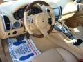 Porsche Cayenne  Sand White photo #12