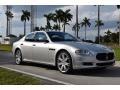 Maserati Quattroporte  Grigio Touring (Silver) photo #2