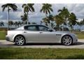 Maserati Quattroporte  Grigio Touring (Silver) photo #3