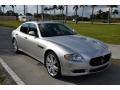 Maserati Quattroporte  Grigio Touring (Silver) photo #13