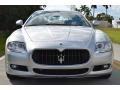 Maserati Quattroporte  Grigio Touring (Silver) photo #15