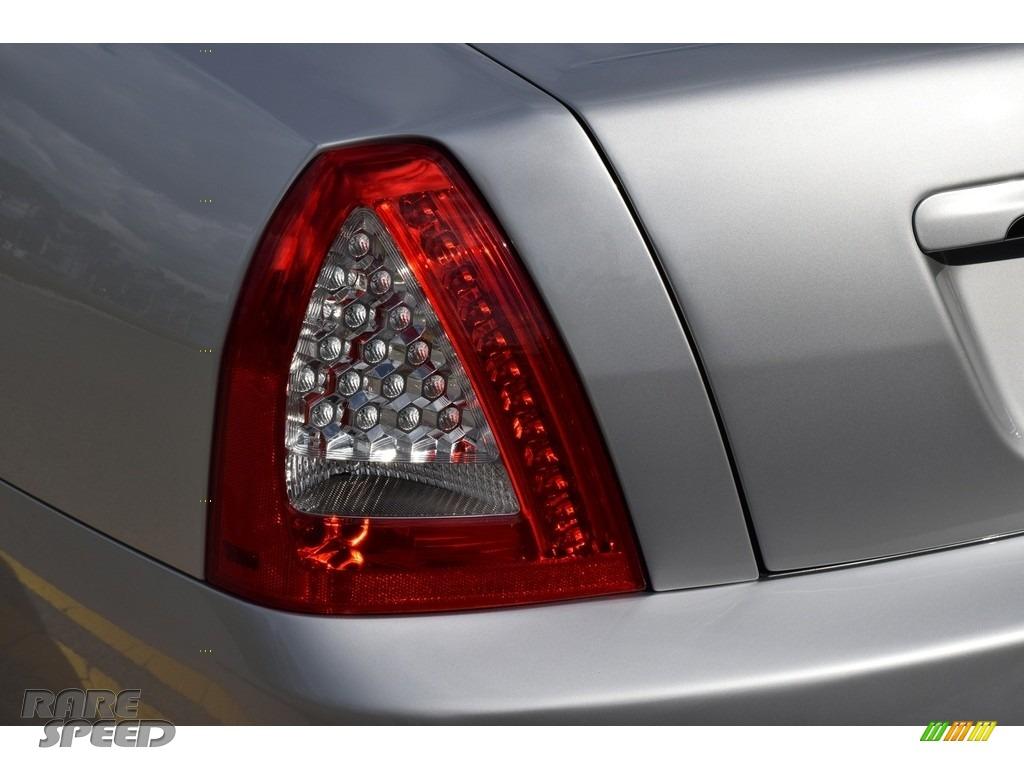 2009 Quattroporte  - Grigio Touring (Silver) / Nero photo #19