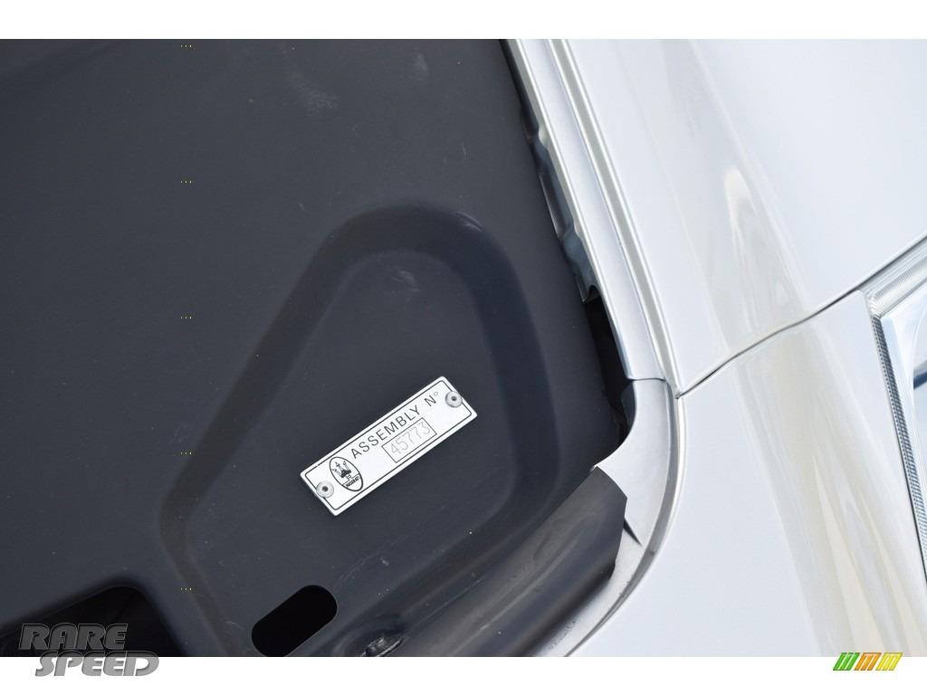 2009 Quattroporte  - Grigio Touring (Silver) / Nero photo #27
