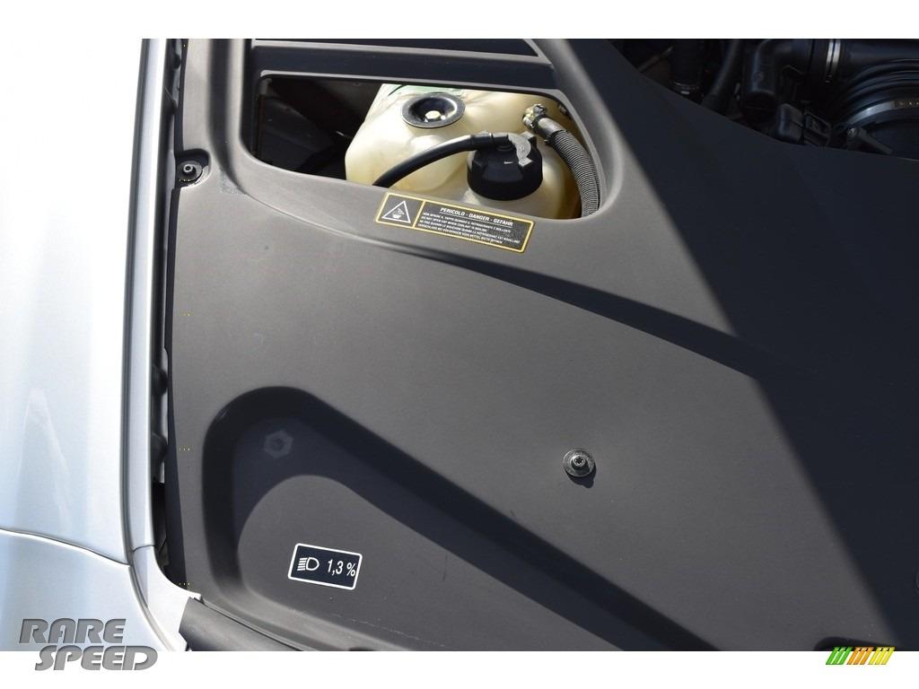 2009 Quattroporte  - Grigio Touring (Silver) / Nero photo #28