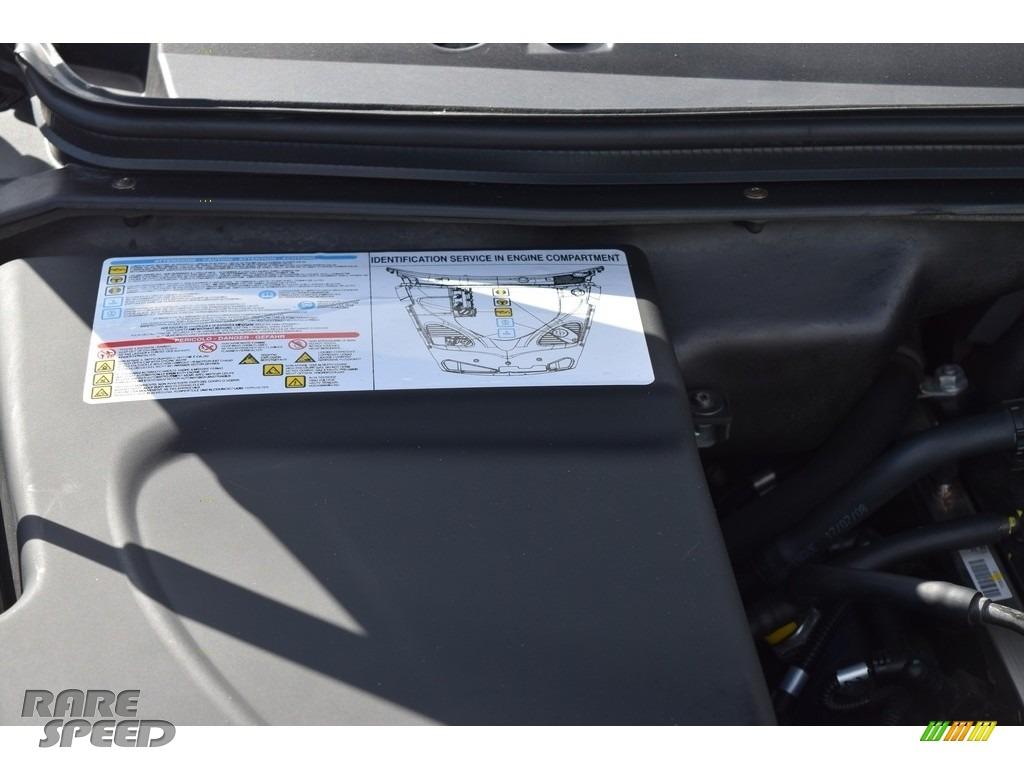 2009 Quattroporte  - Grigio Touring (Silver) / Nero photo #32
