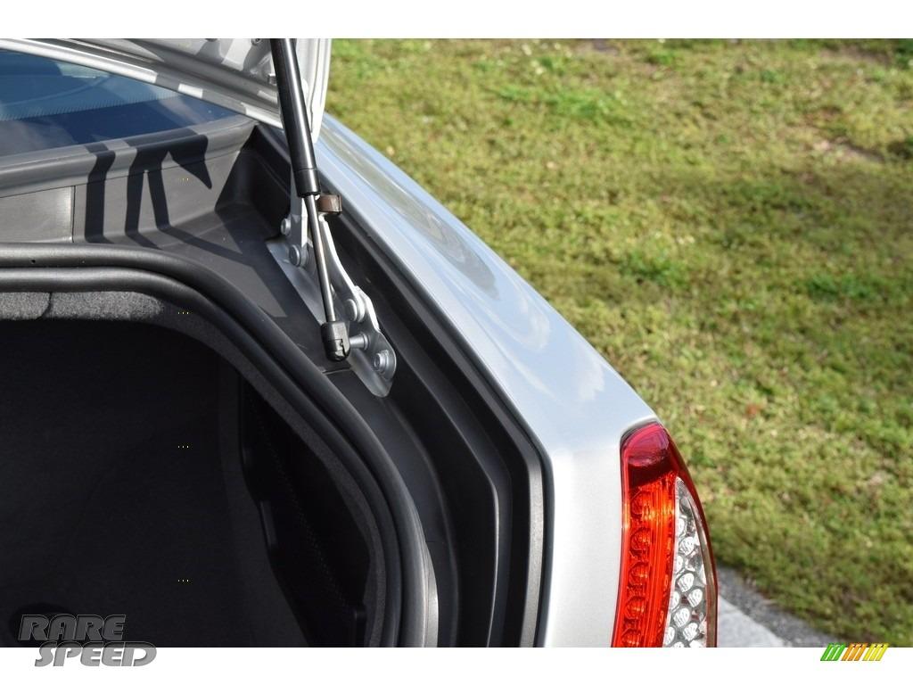2009 Quattroporte  - Grigio Touring (Silver) / Nero photo #37
