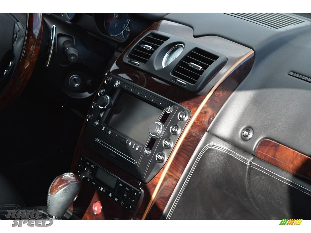 2009 Quattroporte  - Grigio Touring (Silver) / Nero photo #66