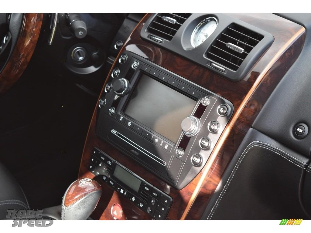 2009 Quattroporte  - Grigio Touring (Silver) / Nero photo #71