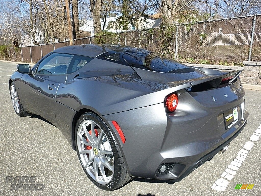 2017 Evora 400 - Metallic Grey / Red photo #3