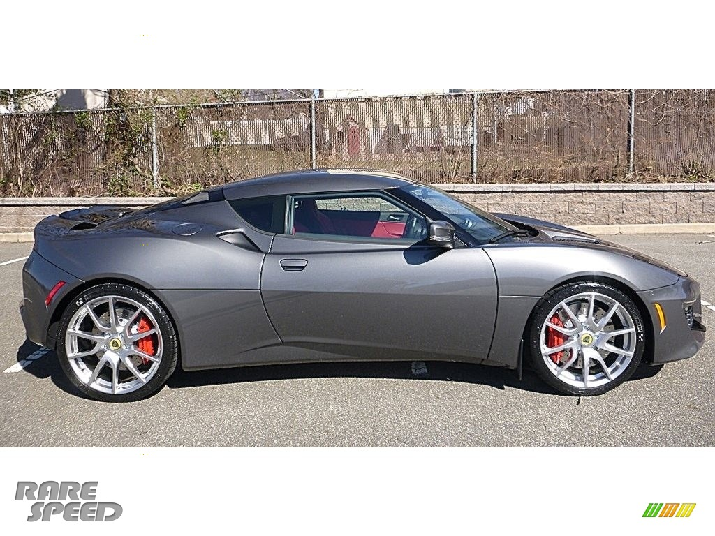 2017 Evora 400 - Metallic Grey / Red photo #6