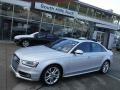 Audi S4 Prestige 3.0 TFSI quattro Ice Silver Metallic photo #1