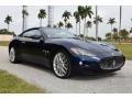 Maserati GranTurismo Convertible GranCabrio Blu Mediterraneo (Blue Metallic) photo #60